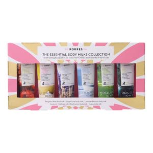 Korres - Body Milk Collection - 5 x 40 ml