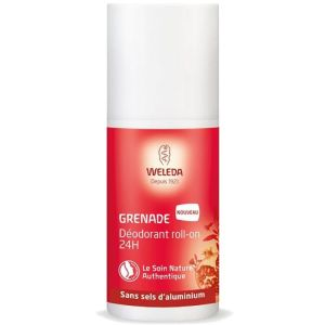 Weleda - Déodorant roll-on grenade - 50ml