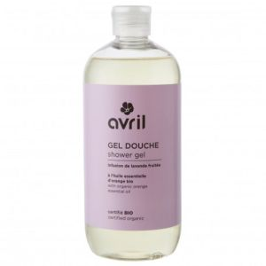 Avril - Gel douche - Infusion de lavande fruitée - 500ml