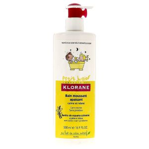 Klorane - Petit junior bain moussant apaisant - 500ml