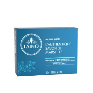 Laino - L'authentique savon de Marseille - 150 g