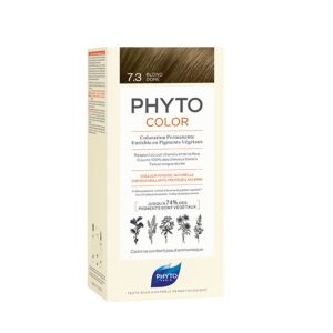 Phytocolor - Coloration permanente 7.3 Blond doré