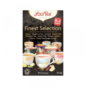 Yogi Tea - Finest Selection 9x2 sachets - 34.6g