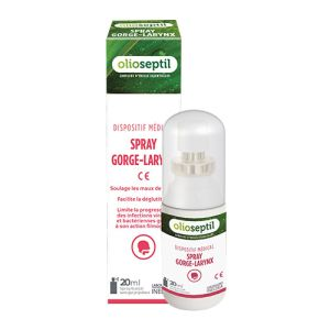 Olioseptil - Spray gorge larynx - 20ml