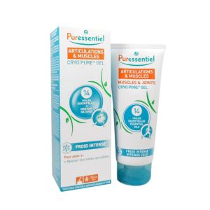 Puressentiel - Articulations & muscles Cryo pure gel - 80 ml