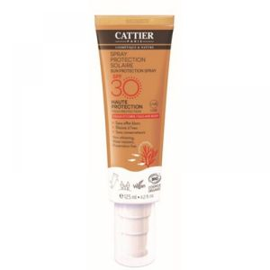 Cattier - Spray protection solaire SPF 30 - 125 ml