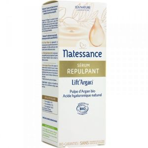 Natessance - Lift'argan sérum repulpant - 30 ml