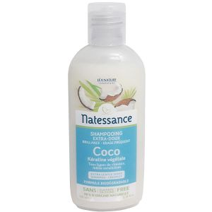 Natessance - Shampooing Coco extra-doux & brillance