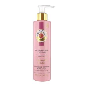 Roger & Gallet - Lait dynamisant hydratant gingembre rouge - 200 ml