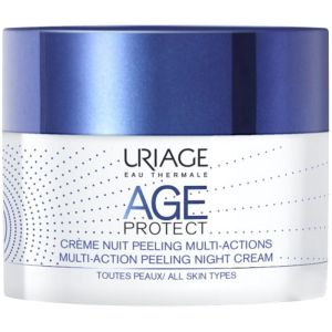Uriage - Age Protect crème nuit peeling multi-actions - 50ml