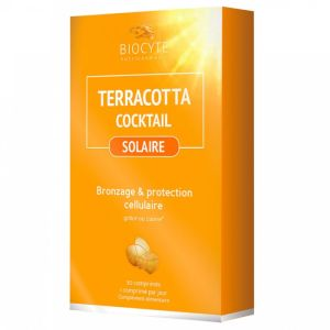 Biocyte - Terracotta Cocktail Solaire
