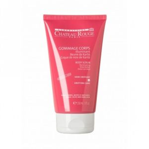 Château Rouge - Gommage corps illuminant - 150 ml