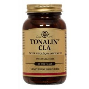 Solgar - Tonalin CLA - 60 softgels