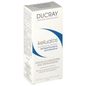 Ducray - Kelual DS shampooing traitant antipelliculaire antirécidive - 100ml