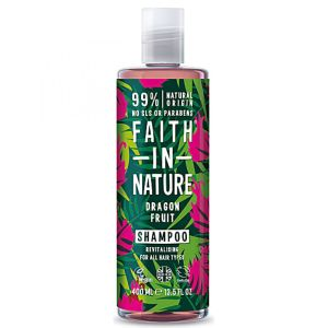 Faith in Nature - Shampooing aux fruits du dragon - 400 ml