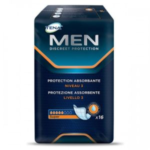 TENA - MEN niveau 3 - 16 protections