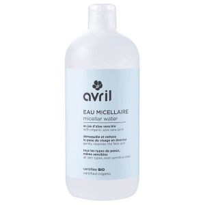 Avril - Eau micellaire - 500 ml