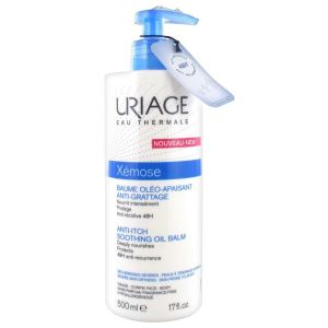 Uriage - Xémose baume oléo-apaisant anti-grattage - 500 ml