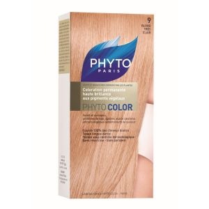 Phyto - Phytocolor 9 blond très clair coloration soin permanente