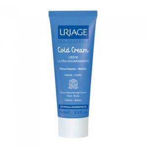 Uriage - Cold Cream crème ultra nourrissante - 75 ml
