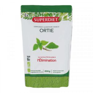 Superdiet - Ortie élimination - 200 g