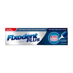 Fixodent ProPlus Anti-particules - 40g