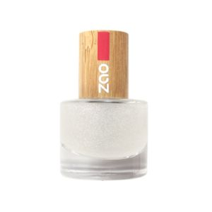 Zao - Top coat pailleté N°665 - 8 ml