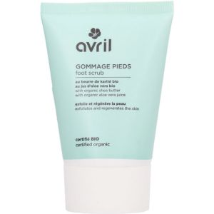Avril - Gommage pieds - 100 ml