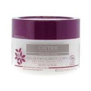 Cattier - Gelée exfoliante corps - 200 ml