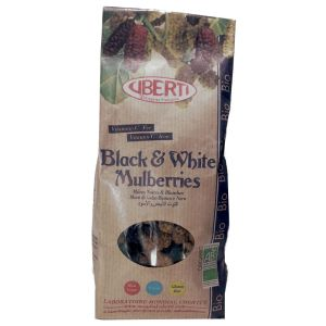 Uberti - Black & White Mulberries Vitamine C et Fer - 200g