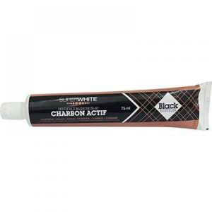 Superwhite - Dentifrice blancheur au charbon actif - 75 ml