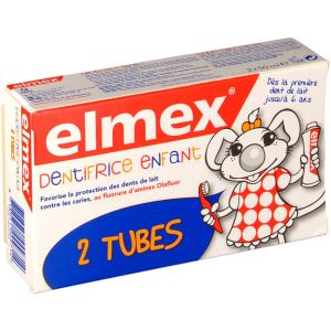 Elmex - Dentifrice enfant - tube de 50ml