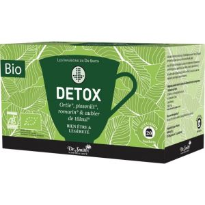 Dr Smith - Infusion Detox - 20 sachets