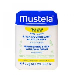 Mustela - Stick nourrissant cold cream - 9.2 g
