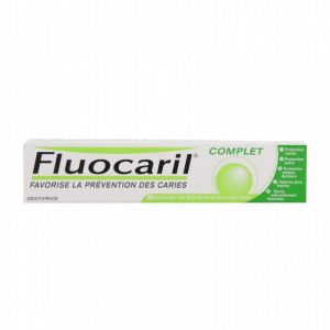 Fluocaril - Dentifrice complet prévention des caries