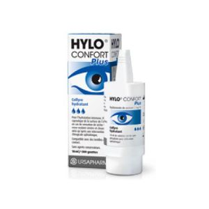 Hylo Confort plus - 10ml