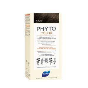 Phytocolor - Coloration permanente 6 Blond foncé
