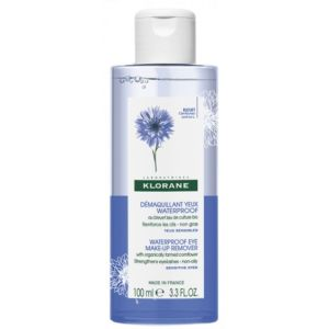 Klorane - Démaquillant yeux waterproof - 100ml