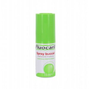 Fluocaril - Spray buccal rafraîchit l'haleine - 15 ml