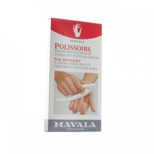 Mavala - Kit double polissoirs