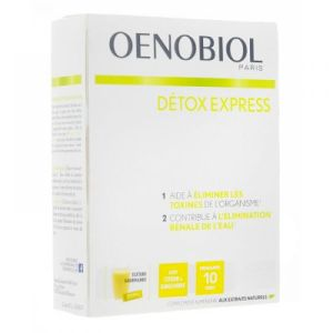 Oenobiol - Détox Express - 10 sticks