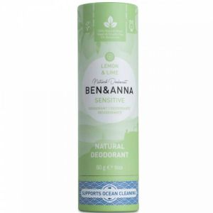 Ben & Anna - Sensitive Lemon & Lime - 80g