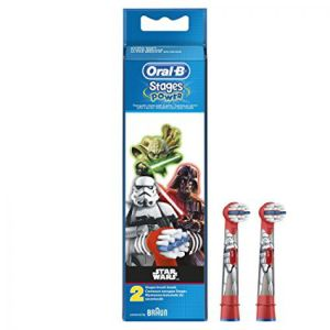Oral-B - Stages Power Star Wars - 2 brossettes