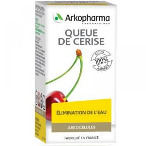 Arkopharma - Queue de cerise Elimination de l'eau - 45 gélules