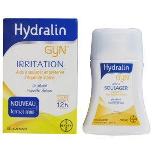 Hydralin - Gyn irritation gel calmant