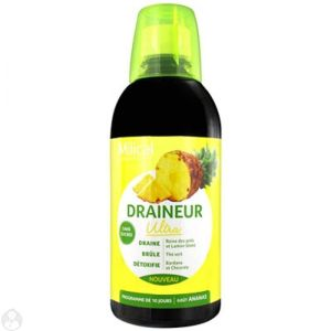Milical - Draineur ultra goût ananas - 500 ml