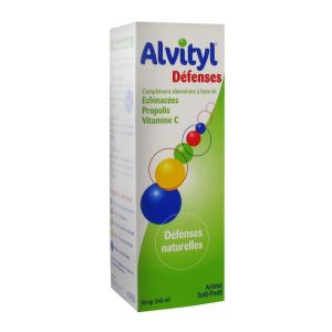 Alvityl - Défenses Sirop - 240ml