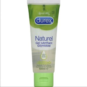 Durex - Gel lubrifiant naturel - 100 ml
