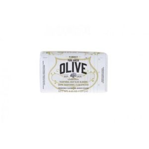 Korres - Pure Greek Olive savon traditionnel fleur d'olivier - 125 g