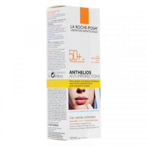 La Roche-Posay - Anthelios Anti-imperfections SPF 50+ gel-crème - 50 ml